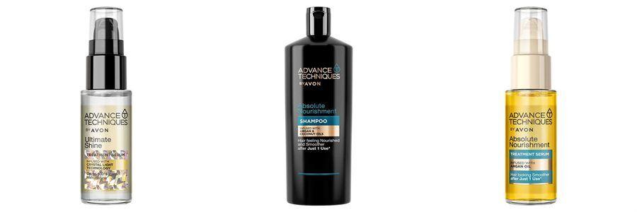 Advance Techniqees seria produktów do włosów