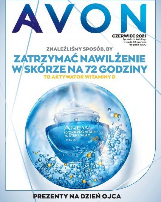 KATALOG AVON I FOCUS 6 2021