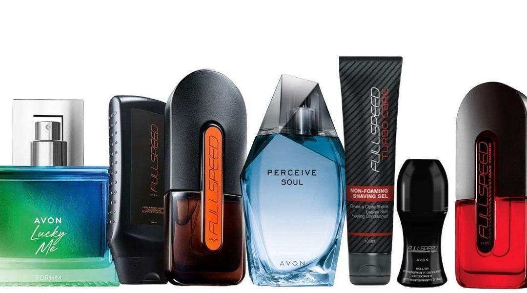 Męskie perfumy Avon