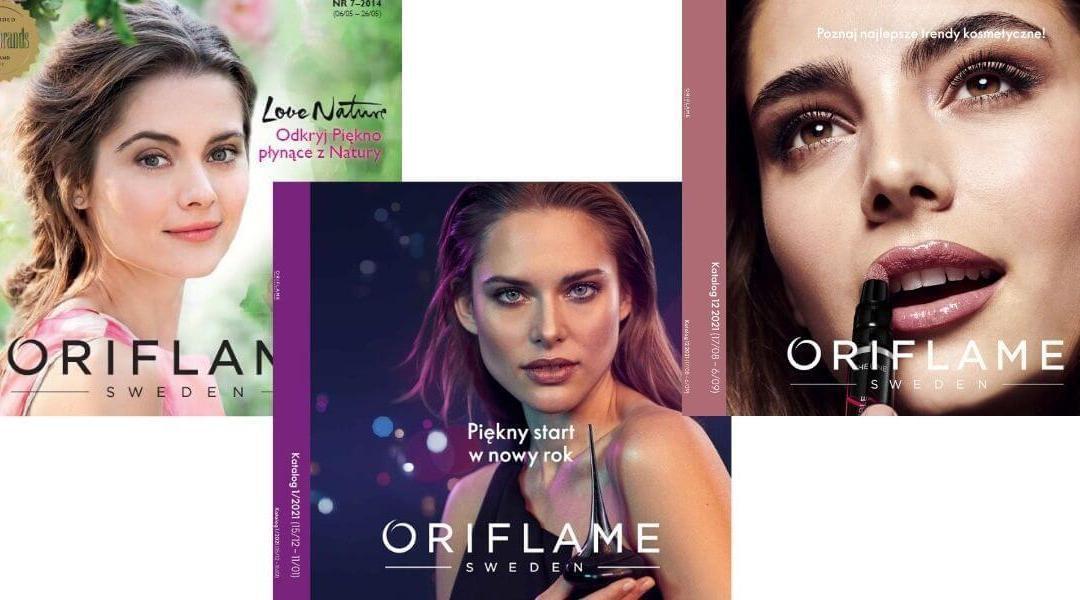 Czy widziałaś już nowy katalog Oriflame?