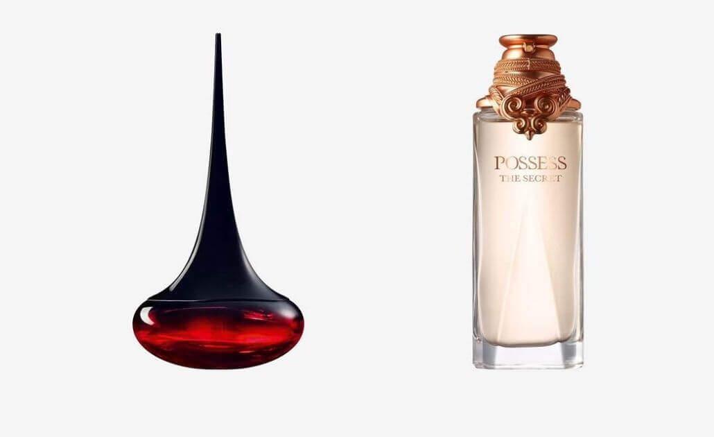Najpiękniejsze perfumy Oriflame
